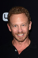 LOS ANGELES, CA - AUGUST 4: Ian Ziering at the 4Moms launch of the world's first self-installing car seat at Petersen Automotive Museum in Los Angeles, California on August 4, 2016. Credit: David Edwards/MediaPunch