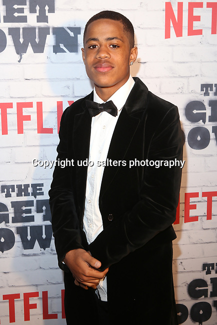 The Get Down Part Two Kickoff Party Held at Irving Plaza