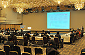 February 24, 2012, Tokyo, Japan - A meeting sponsored by the Japanese government-appointed panel investigating the Fukushima nuclear crisis, gets underway in Tokyo on Friday, February 24, 2012. The panel, which plans to compile its final report and hopes to end its probe by the end of July, invited  overseas experts to the meeting to help the panel review the interim report it released in late December. (Photo by Natsuki Sakai/AFLO) AYF -mis-