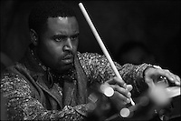 For DownBeat Magazine: Kendrick Scott at Bohemian Caverns, 3/29/13
