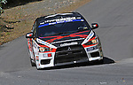 501 Scott Millar &amp; Christopher Dean.2008 Mitsubishi Lancer Evolution X.Day 1.Targa Wrest Point 2010.Southern Tasmania.30th of January 2010.(C) Joel Strickland Photographics.Use information: This image is intended for Editorial use only (e.g. news or commentary, print or electronic). Any commercial or promotional use requires additional clearance.