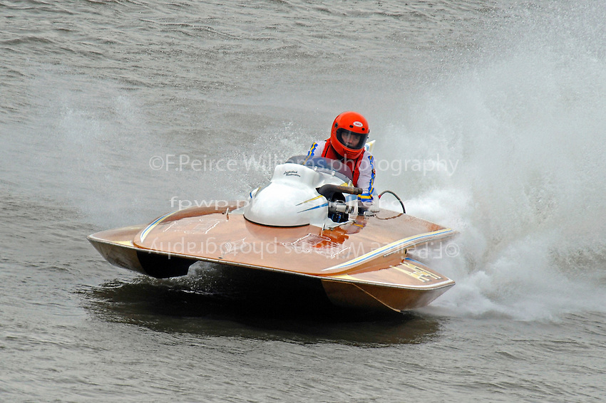 "A-41  ""Something Special"", (1986 Lauterbach 2.5 Mod class hydroplane)"