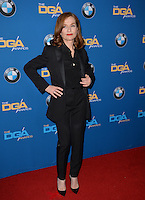 Isabelle Huppert at the 69th Annual Directors Guild of America Awards (DGA Awards) at the Beverly Hilton Hotel, Beverly Hills, USA 4th February  2017<br /> Picture: Paul Smith/Featureflash/SilverHub 0208 004 5359 sales@silverhubmedia.com