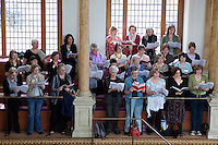 Rear Left Balcony | Schola Cantorum 50th Anniversary Reunion Concert