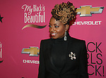 """Ledisi Attends """"BLACK GIRLS ROCK!"""" Honoring legendary singer Patti Labelle (Living Legend Award), hip-hop pioneer Queen Latifah (Rock Star Award), esteemed writer and producer Mara Brock Akil (Shot Caller Award), tennis icon and entrepreneur Venus Williams (Star Power Award celebrated by Chevy), community organizer Ameena Matthews (Community Activist Award), ground-breaking ballet dancer Misty Copeland (Young, Gifted & Black Award), and children's rights activist Marian Wright Edelman (Social Humanitarian Award) Hosted By Tracee Ellis Ross and Regina King Held at NJ PAC, NJ"""