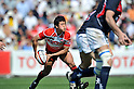 Atsushi Hiwasa (JPN), .MAY 19, 2012 - Rugby : HSBC Asian Five Nations 2012 match between Japan 67-0 Hong Kong at Chichibunomiya Rugby Stadium, Tokyo, Japan. (Photo by Jun Tsukida/AFLO SPORT) [0003].