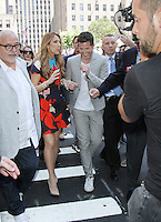 NEW YORK, NY-July 21: Celine Dion at Today Show to talk about her new album Encore Un Soir and concert tour in New York. NY July 21, 2016. Credit:RW/MediaPunch