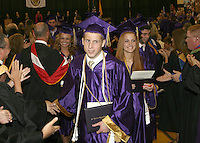Commencement 2011 - Before & After ceremony