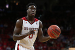 27 November 2015: NC State's Abdul-Malik Abu. The North Carolina State University of North Carolina Wolfpack hosted the Winthrop University Eagles at the PNC Arena in Raleigh, North Carolina in a 2015-16 NCAA Division I Men's Basketball game. NC State won the game 87-79.