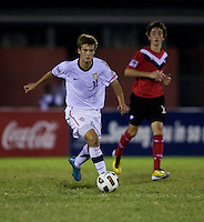 Marc Pelosi. The United States defeated Canada, 3-0, during the final game of the CONCACAF Men's Under 17 Championship at Catherine Hall Stadium in Montego Bay, Jamaica.