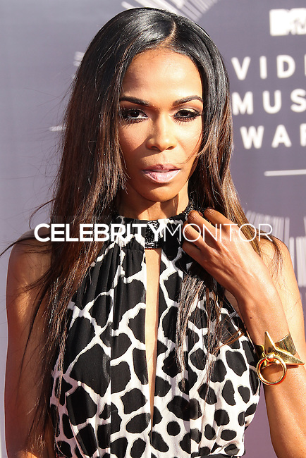 LOS ANGELES, CA, USA - AUGUST 24: Michelle Williams at the 2014 MTV Video Music Awards held at The Forum on August 24, 2014 in the Los Angeles, California, United States. (Photo by Xavier Collin/Celebrity Monitor)