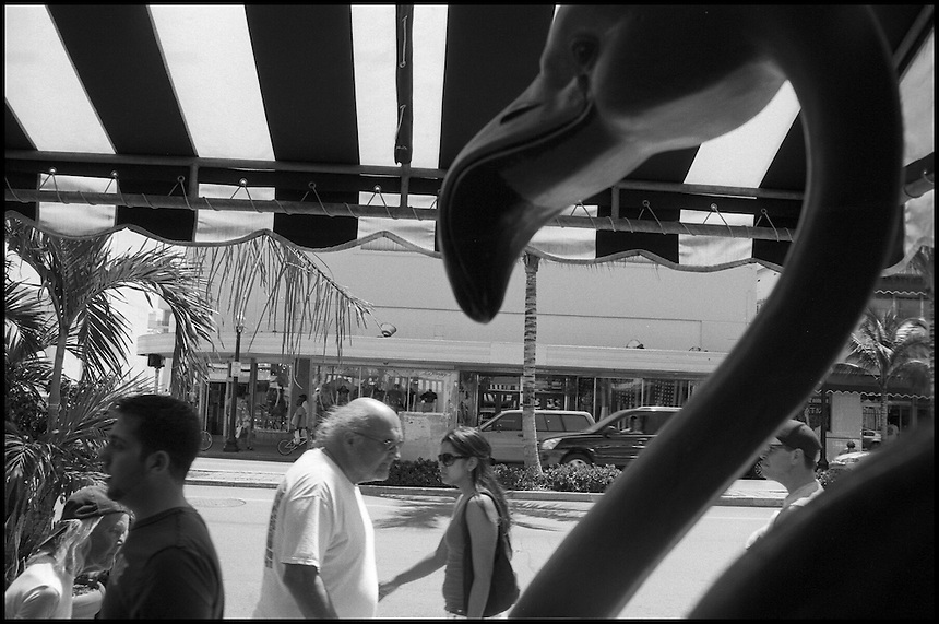 From &quot;Walking Downtown&quot; series<br /> Miami Beach, FL