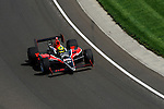 10-18 May 2008, Indianapolis, Indiana, USA. Bruno Junqueira's Honda/Dallara.©2008 F.Peirce Williams USA.