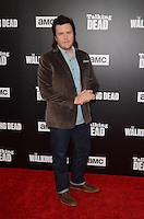 HOLLYWOOD, CA - OCTOBER 23: Josh McDermitt at AMC Presents Live, 90-Minute Special Edition of 'Talking Dead' at Hollywood Forever on October 23, 2016 in Hollywood, California. Credit: David Edwards/MediaPunch