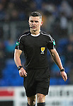St Johnstone v Hamilton Accies&hellip;28.01.17     SPFL    McDiarmid Park<br />Referee Nick Walsh<br />Picture by Graeme Hart.<br />Copyright Perthshire Picture Agency<br />Tel: 01738 623350  Mobile: 07990 594431