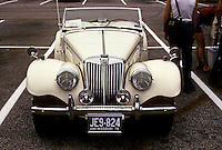 Cars:  MG.  Photo '78.