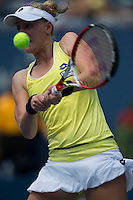 ALISON RISKE (USA)<br /> The US Open Tennis Championships 2014 - USTA Billie Jean King National Tennis Centre -  Flushing - New York - USA -   ATP - ITF -WTA  2014  - Grand Slam - USA  25th August 2014. <br /> <br /> &copy; AMN IMAGES