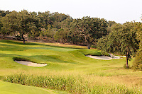 SAN ANTONIO, TX - August 27, 2010: Briggs Ranch Golf Club. (Photo by Jeff Huehn)