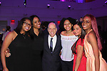 Seniors with Scott Hamilton - Figure Skating in Harlem celebrates 20 years - Champions in Life benefit Gala on May 2, 2017 in New York City, New York. (Photo by Sue Coflin/Max Photos)