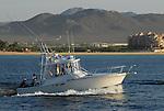 Sportfishing near Cabo San Lucas
