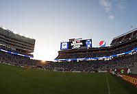 Santa Clara, California - Saturday, August 2nd, 2014: San Jose Earthquakes defeated Seattle Sounders FC, 1-0 during Major League Soccer match at Levi's Stadium.