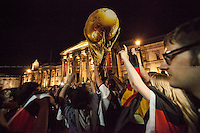 13.07.2014 - Germany's World Cup Victory Celebration in Trafalgar Square