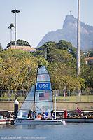 Paralympic Games: Pre-Regatta