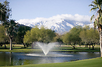 Stock photo from Mesquite Golf course in Palm Springs, California