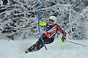 5/01/2014 slalom under 16 girls run 1
