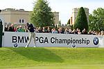 BMW PGA Championship Wentworth 2011 Final day