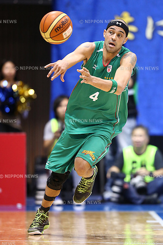 Michael Parker (Toyota),<br /> MAY 25, 2015 - Basketball : <br /> National Basketball League &quot;NBL&quot; Playoff FINALS 2014-2015 <br /> GAME 3 match between <br /> TOYOTA ALVARK TOKYO 69-81 AISIN SeaHorses Mikawa<br /> at 2nd Yoyogi Gymnasium, Tokyo, Japan. <br /> (Photo by Shingo Ito/AFLO SPORT)