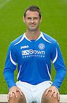 St Johnstone FC...Season 2011-12.David McCracken.Picture by Graeme Hart..Copyright Perthshire Picture Agency.Tel: 01738 623350  Mobile: 07990 594431