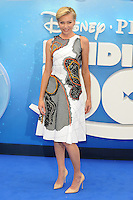 LONDON, ENGLAND - JULY 10: Portia de Rossi attends the UK Gala Screening of Finding Dory at Odeon Leicester Square on July 10, 2015 in London, England.<br /> CAP/BEL/MediaPunch ***USA and South America Only**