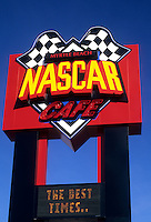 NASCAR Cafe, Myrtle Beach, South Carolina, USA
