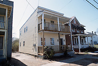 1986 March ..Redevelopment.Huntersville 1&2 (R-70)..823 C AVENUE...NEG#.NRHA#..