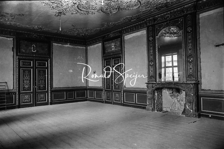 Schade aan het interieur van paleis noordeinde vergt een for Melchior interieur den haag