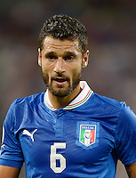 Fussball International  WM Qualifikation 2014   10.09.2013 Italien - Tschechien Antonio Candreva (Italien)