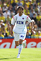 Teruaki Kobayashi (Sagan), .APRIL 28, 2012 - Football /Soccer : .2012 J.LEAGUE Division 1 .between Kashiwa Reysol 1-1 Sagan Tosu .at Kashiwa Hitachi Stadium, Chiba, Japan. .(Photo by YUTAKA/AFLO SPORT) [1040]