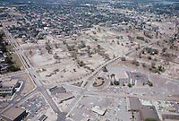 1976 July ..Redevelopment.East Ghent..GHENT SQUARE.LOOKING WEST FROM MONTICELLO AVENUE..NEG#.NRHA# 4906..