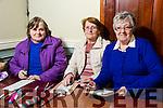 Lyle Murphy, Banna, Kathleen Harris, Kilmoyle, Phyllis Mcloughlin, Tralee enjoying  Monday night Bingo at Na Gaeil  Club House