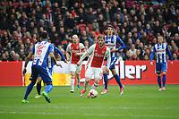 VOETBAL: AMSTERDAM: 16-04-2017, AJAX - SC Heerenveen, uitslag 5 - 1, Lasse Schöne, ©foto Martin de Jong