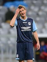 Fussball 2. Bundesliga:  Saison   2012/2013,    16. Spieltag  TSV 1860 Muenchen - SC Paderborn  27.11.2012 Kai Buelow ( 1860 Muenchen)