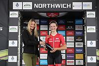 Picture by Alex Whitehead/SWpix.com 12/05/2017 -  Tour Series Round 3 Northwich - Women's Race - Matrix Fitness Grand Prix Series - Eleanor Dickinson Team Breeze