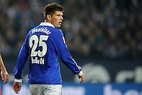 FUSSBALL   1. BUNDESLIGA   SAISON 2011/2012   18. SPIELTAG FC Schalke 04 - VfB Stuttgart            21.01.2012 Klaas Jan Huntelaar (FC Schalke 04)