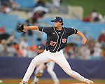 Mississippi vs. Auburn's Cole Nelson during the Southeastern Conference tournament at Regions Park in Hoover, Ala. on Friday, May 28, 2010.  (AP Photo/Oxford Eagle, Bruce Newman)