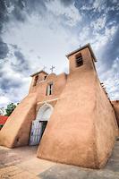 St Francis de Asis - Ranchos de Taos, New Mexico