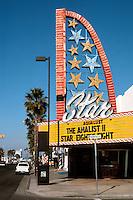 Movie Theatre: Oceanside, CA--Star Theatre. Photo '83.