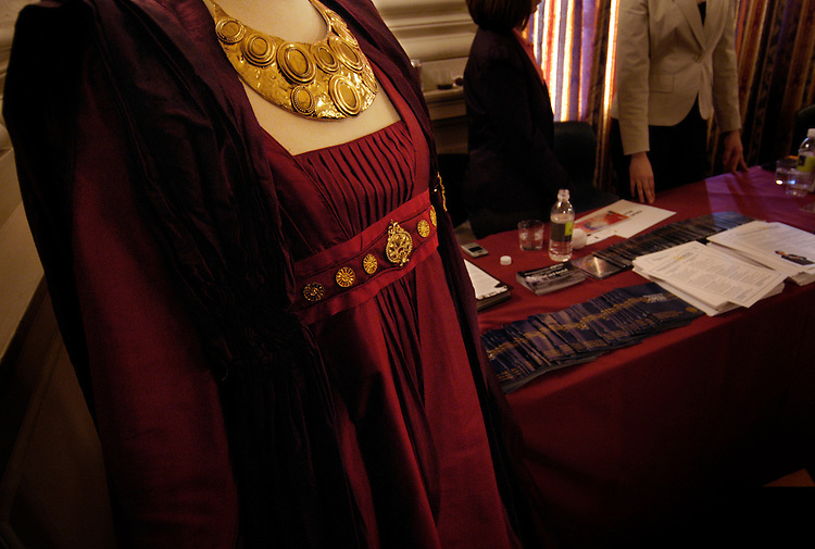"The Washington National Opera booth at the ""Ask Me About Washington"" tourist fair, sponsored by Rep. Eleanor Holmes Norton at the Cannon caucus room. About 50 tourist attractions, hotels and restaurants will offered sample, food, and information packets"