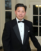 Chris Lu, Assistant to the President and Cabinet Secretary arrives for the Official Dinner in honor of Prime Minister David Cameron of Great Britain and his wife, Samantha, at the White House in Washington, D.C. on Tuesday, March 14, 2012..Credit: Ron Sachs / CNP.(RESTRICTION: NO New York or New Jersey Newspapers or newspapers within a 75 mile radius of New York City)
