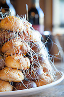 Croquembouche at The Barberry in McMinnville, Oregon